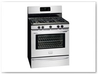 Stove 4 - Stainless Steel Convection Gas Range